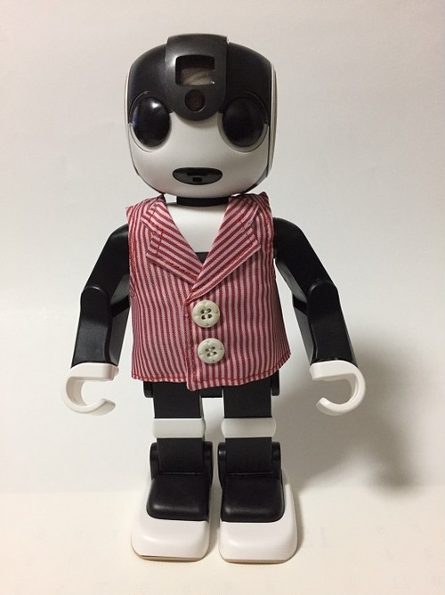 ロボット☆ファッション☆カジュアルシャツ☆Robohon向け RST17-016