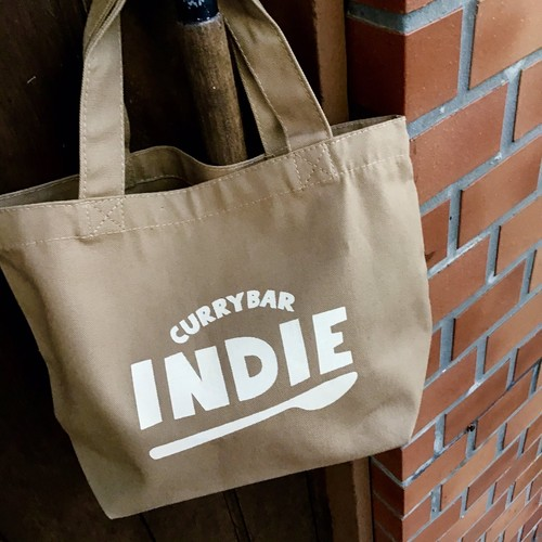 INDIE【Lunch tote】(送料180円)