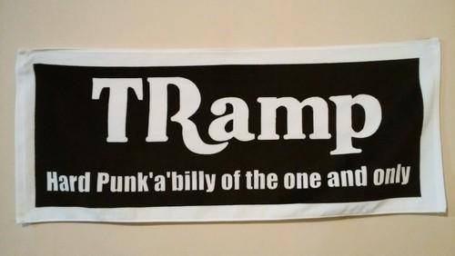 TRamp オリジナルタオル