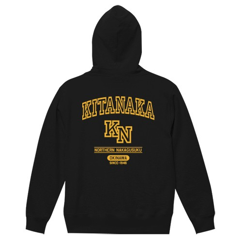 KITANAKAGUSUKU VILLAGE PULL OVER PARKA