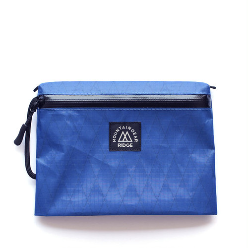 RIDGE MOUNTAIN GEAR(リッジマウンテンギア)Travel Pouch Plus X-Pac VX07(Navy)