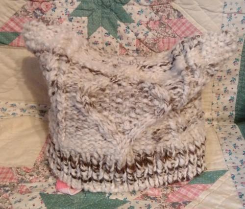 ネコ耳ニット帽
