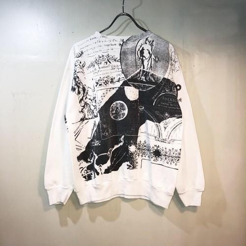 art sweat shirt