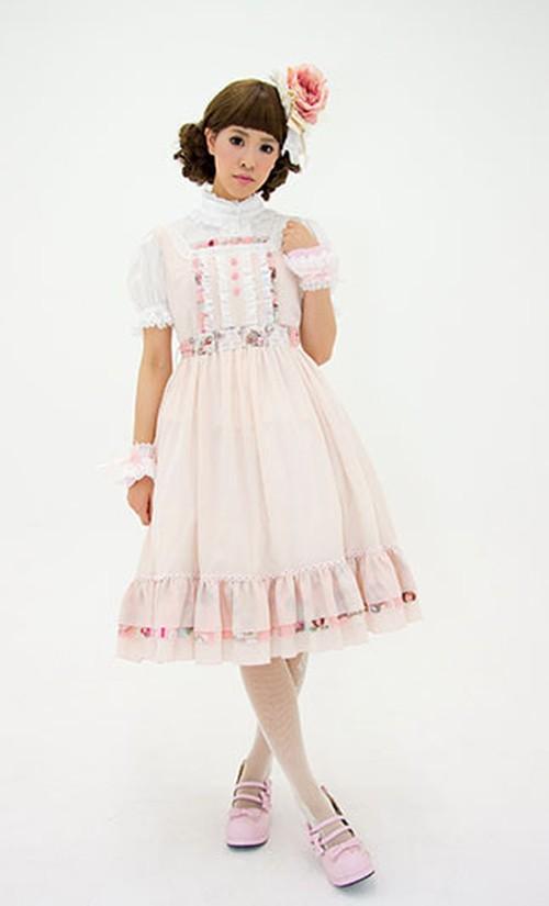 ビクトリアンジャンパースカート(予約商品)