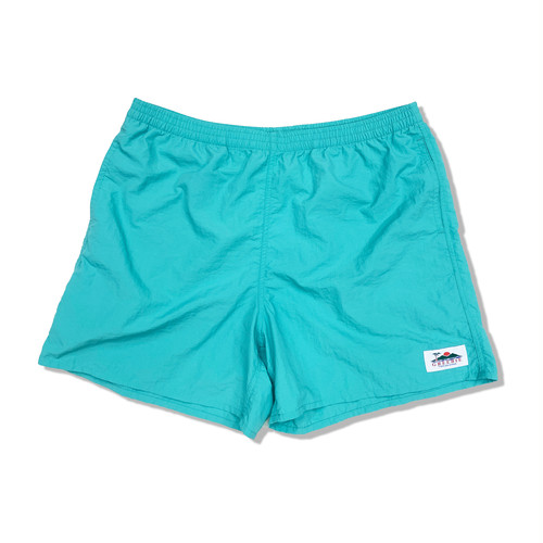 Water repellent shorts【Pale green】