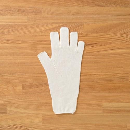 TAKEFU 無縫製ガーゼ指出し手袋