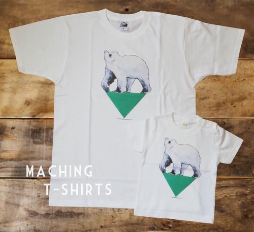 Balanceシリーズ しろくま オトナTシャツ