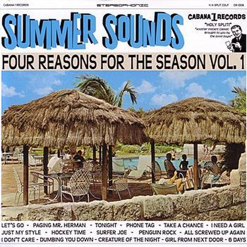 v/a summer sounds: four reasons for the season Vol.1 cd