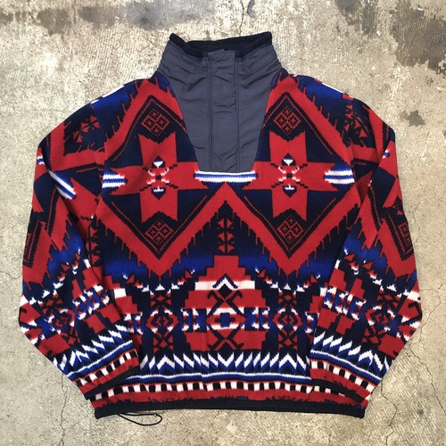 POLO Ralph Lauren nordic pattern fleece
