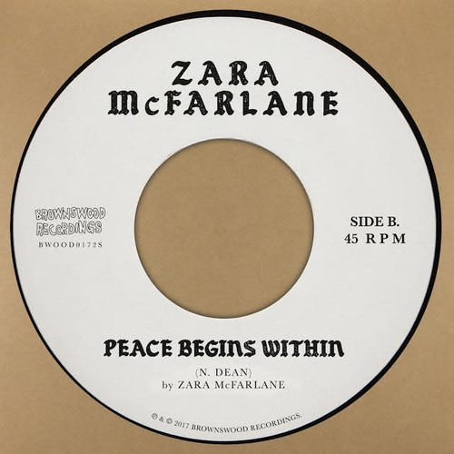 "【7""】Zara McFarlane - Peace Begins Within"