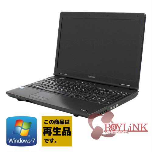 【再生品】東芝 / Satelite L42 / Win7HOME(32bit) / HDD160GB / 3GB / Core i3