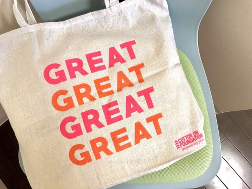 【GREAT GREAT GREAT GREAT】tote bag / エコバッグ
