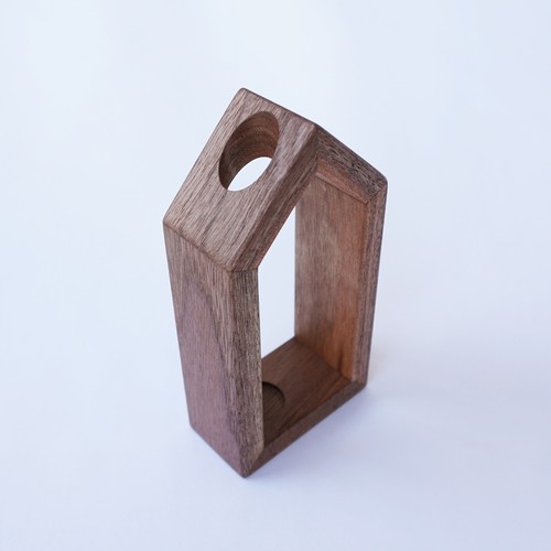 Pen Stand (M)black walnut