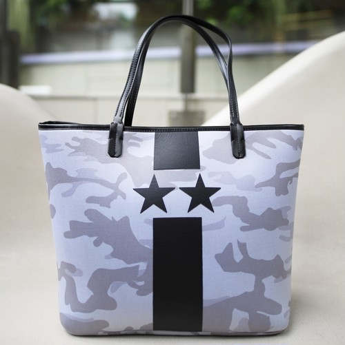Gray Starline black camouflage medium