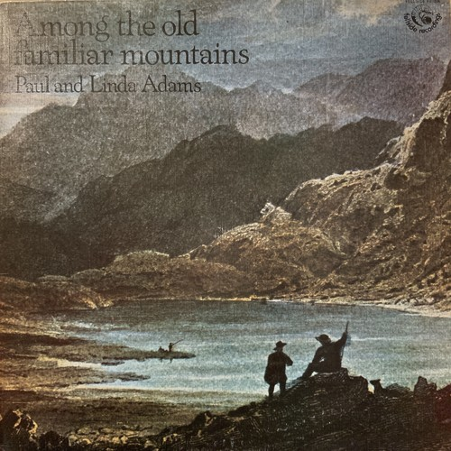 【LP】PAUL AND LINDA ADAMS/Among The Old Familiar Mountains