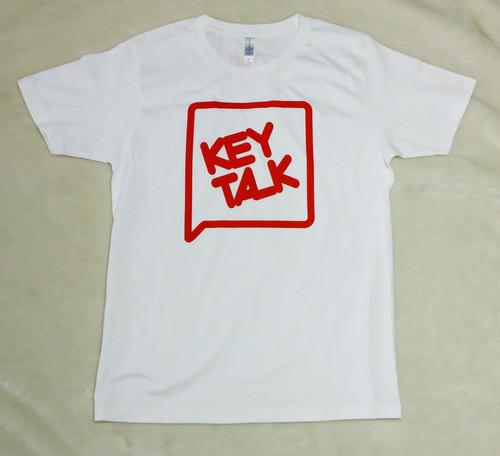 KEYTALK 2016ロゴTシャツ
