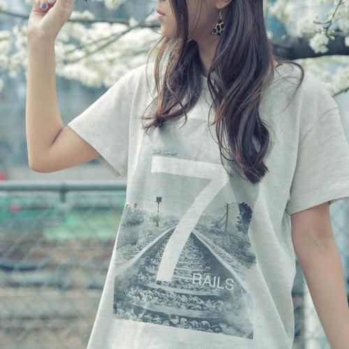 7RAILS - Tシャツ ¥2800→¥1000