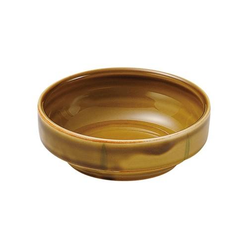 【1713-6020】強化磁器 12.5cm すくいやすい食器 わら