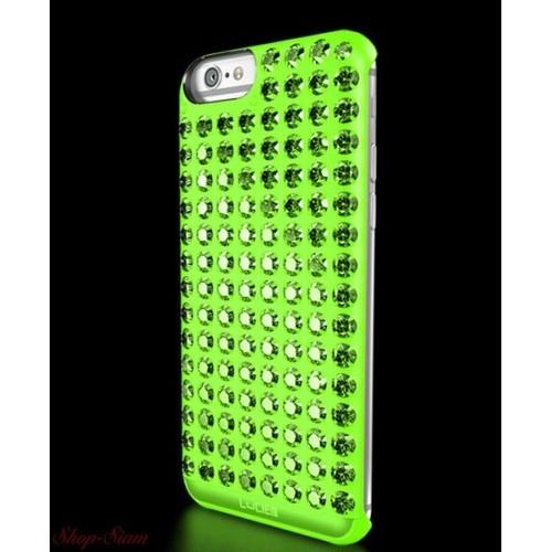 LUCIEN(ルシアン) iPhone6/6S/SE case SPECTRUM <Light Green・ライトグリーン>