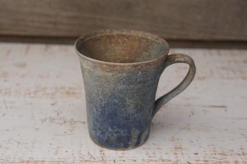 燻しマグカップ