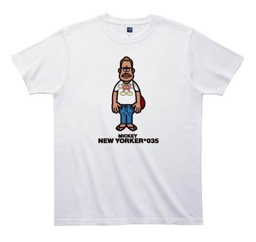 《山本周司Tシャツ》TY035/ MICKEY