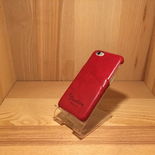 iPhone6/6S leather card case