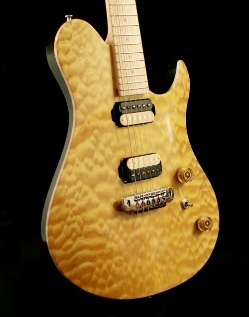"SOLD  ""Neo Mark Ⅱ"" waltz guitars new model 2015"