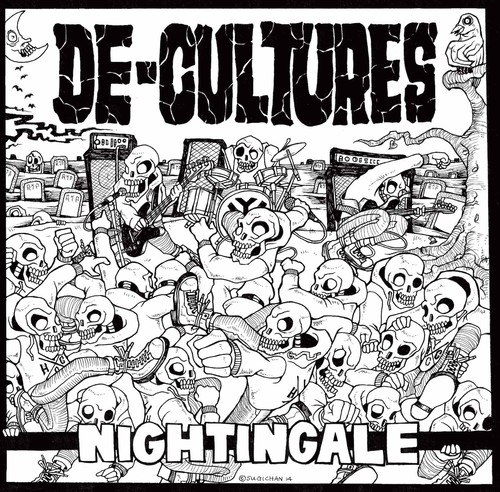 DE-CULTURES nightingale LP/ CD (TCR-050)