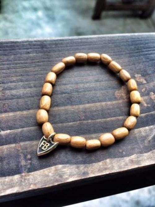 【FLASHBACK】Wood&Brass Shield Breceret