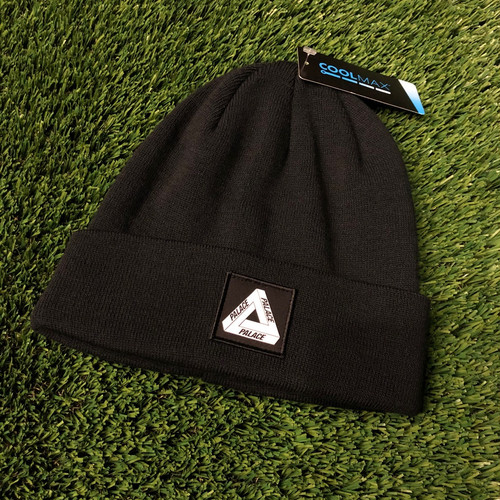 【palace skateboards】-パレススケートボード-COOL B BEANIE BLACK