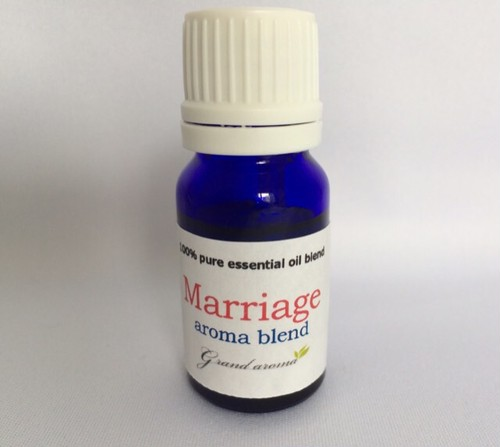 Marriage Aroma Blend(マリアージュ)10ml