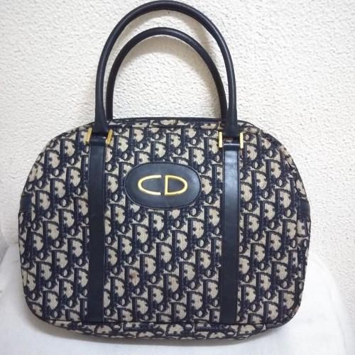 ディオールのハンドバッグ