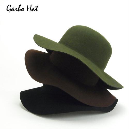 Edo / Garbo Hat