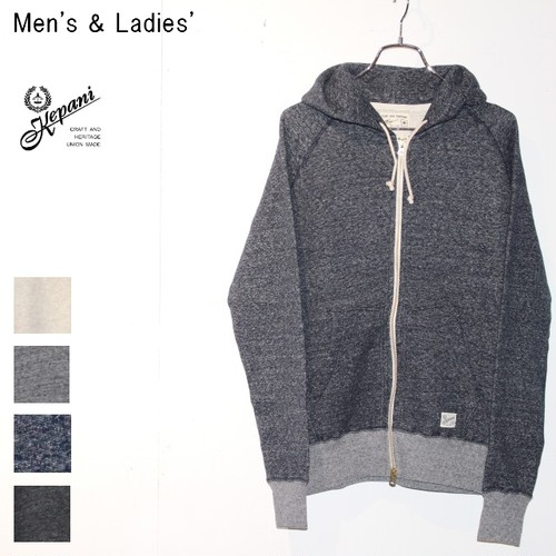 Kepani スウェットZIPパーカ Manhattan-Ⅱ TS8101MS (D.NAVY) 【Men's / Ladies'】