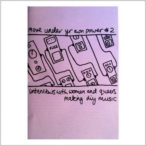 Move Under Your Own Power #2 / Kirsty Fife
