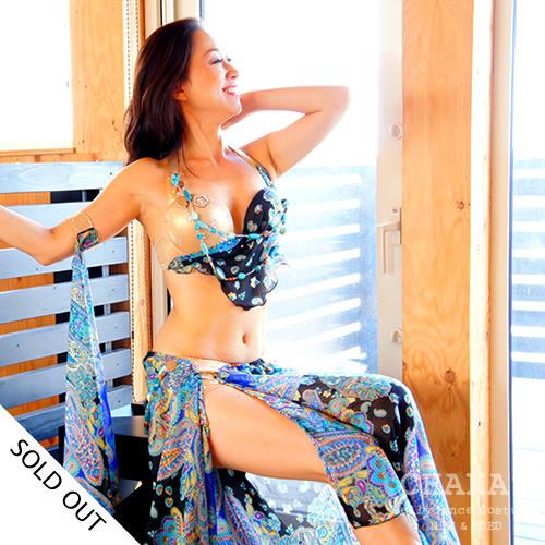 Schafer Fashion/Paisley Arabesque