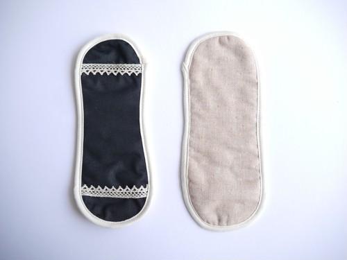 温布®︎替えパッド(L.Mサイズ兼用) 黒