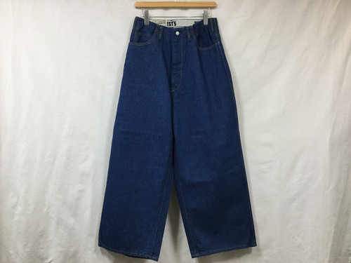 "WESTOVERALLS""850B BAGGY DENIM PANTS ONE WASH"""
