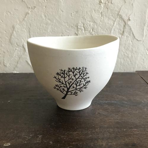 hocoraカップ「木と鳥」