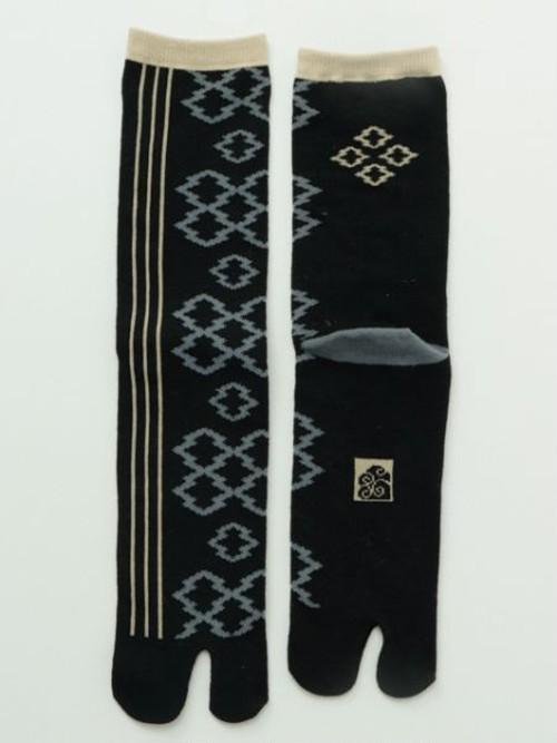 チャイハネ マツカワビシタビ 足袋 27cm中丈