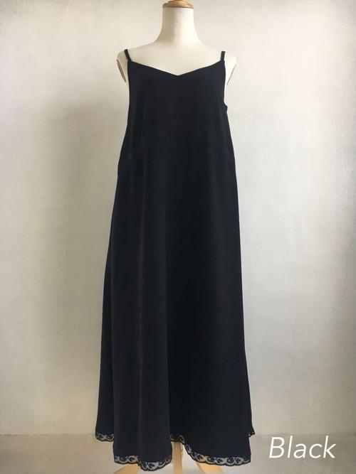 Bilitis dix-sept ans (ビリティス・ディセッタン)     Camisole Dress  2018AW
