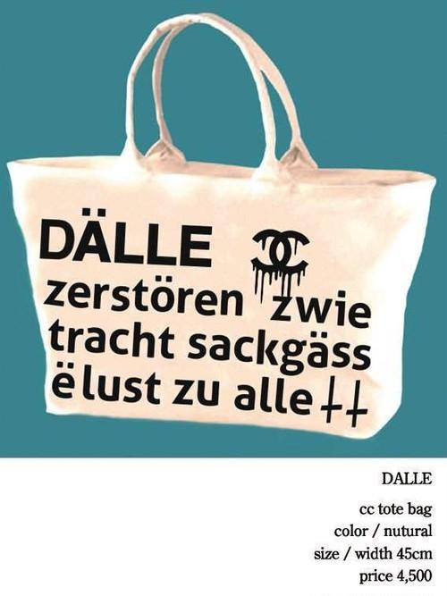 【DALLE】cc tote bag