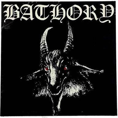 【USED】BATHORY / st