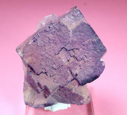 蛍石 テネシー産 フローライト 原石 97,9g FL117 鉱物 天然石 パワーストーン