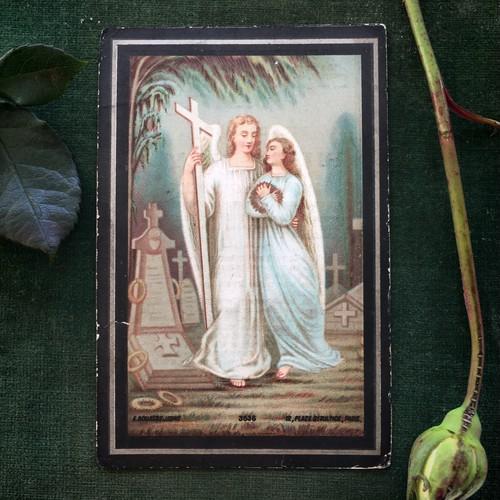 守護天使のデスカード