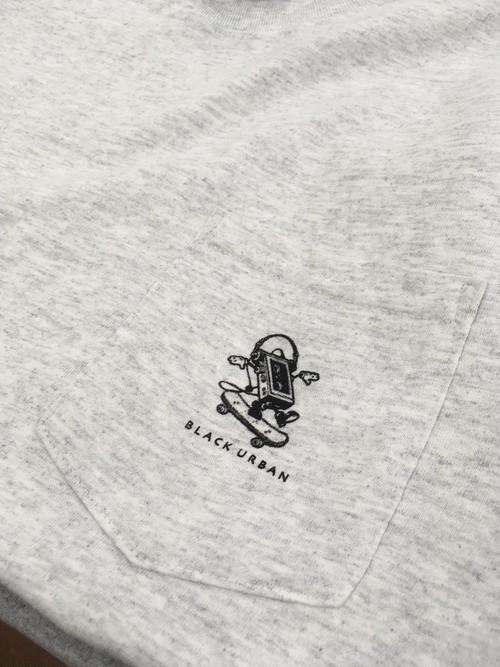 カセット君 ポケットTシャツ