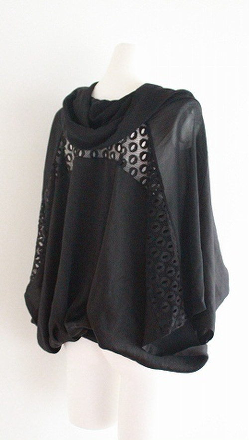 HISUI Race Dolman Sleeve Tops