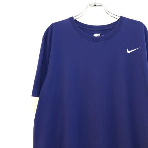【USED】NIKE ワンポイント 刺繍 Tシャツ 半袖
