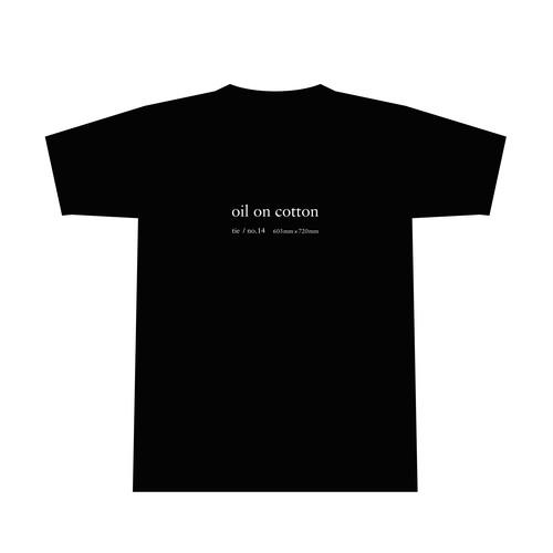 Hajime Kuwazono T-shirts / black