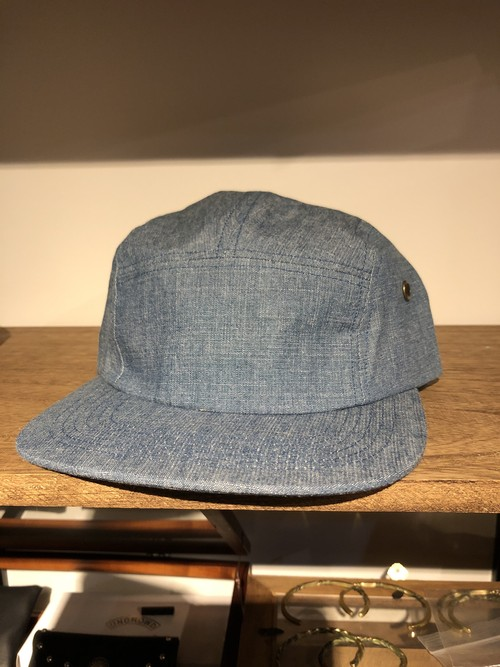 BLUCO chambray cap blue